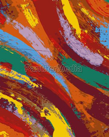 abstrakte, malerei, hintergrund - 4677234