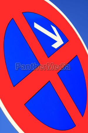parkverbot rechter fahrstreifen
