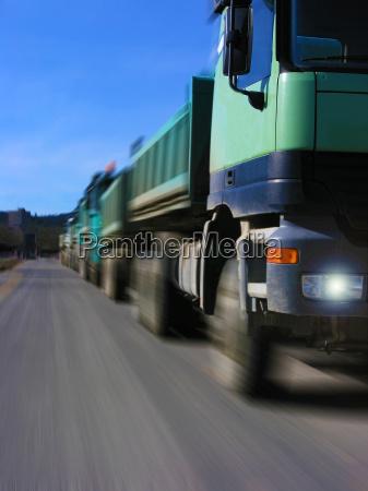 lkw speed