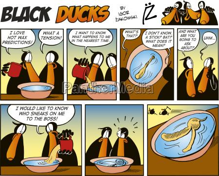 schwarz ducks comics episode 20