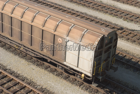 cargo train car