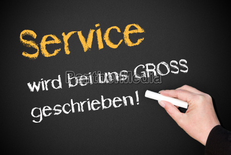 service is very important to us