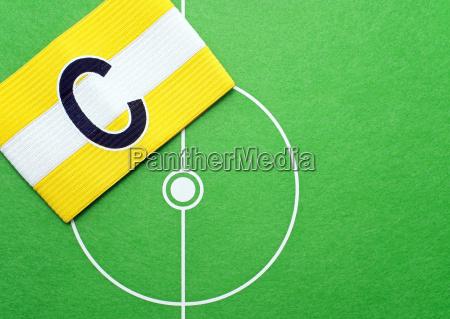 fussball kapitaen soccer captain