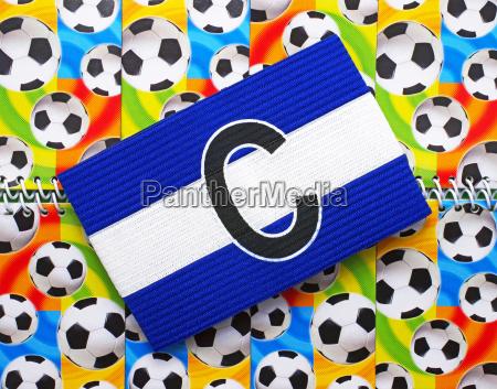 soccer captain fussball kapitaen