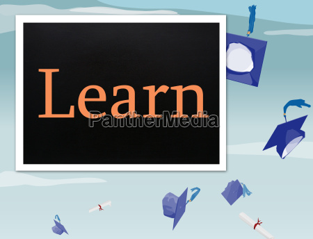 learn education concept