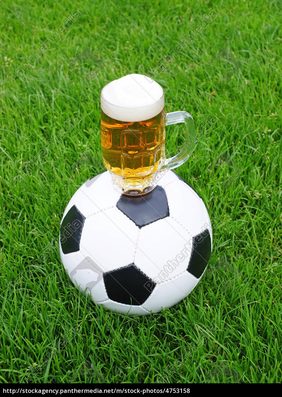 Stockfoto 4753158 Fussball Party Soccer Party