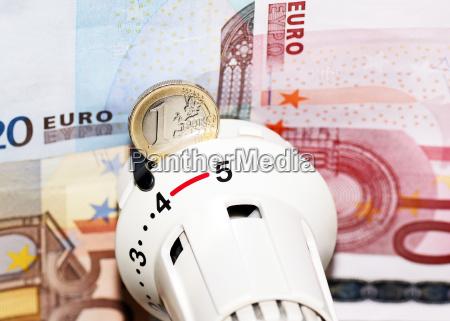 heizkosten und geld