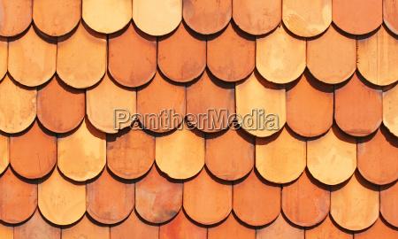 alte terrakotta dachziegeln terracotta tile