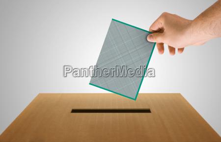abstimmung politik waehlen aussuchen entscheidung stimmen