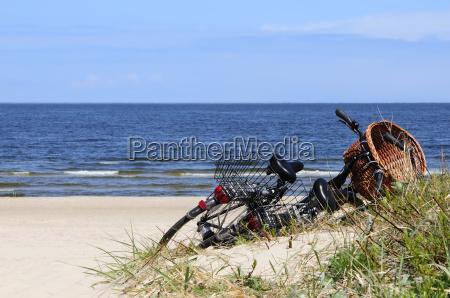 ausflug an den strand