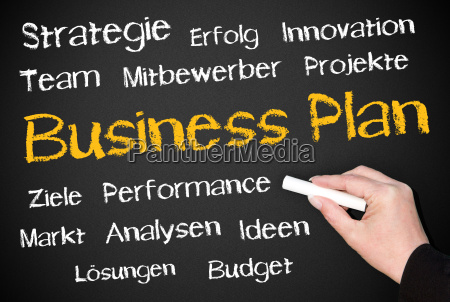 business plan german