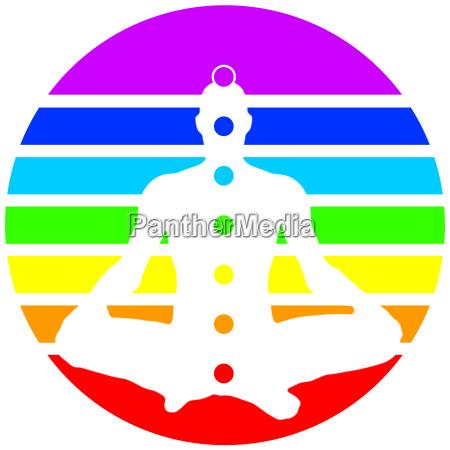 sieben chakren symbolik 03