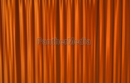theater schauspielhaus gardine drapiert hintergrund rot