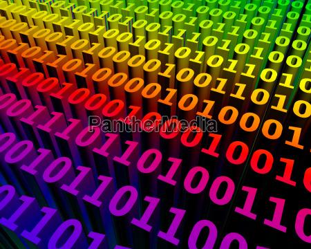 virtual binary space