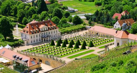 castillo de radebeul wackerbarth palacio de