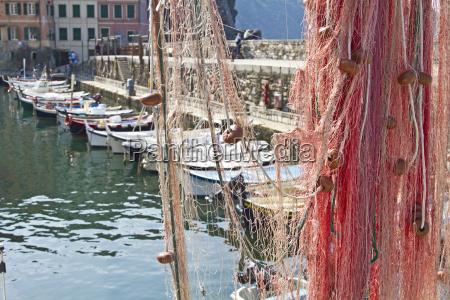im fischerhafen von camogli