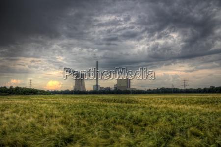 kornfeld and power plant