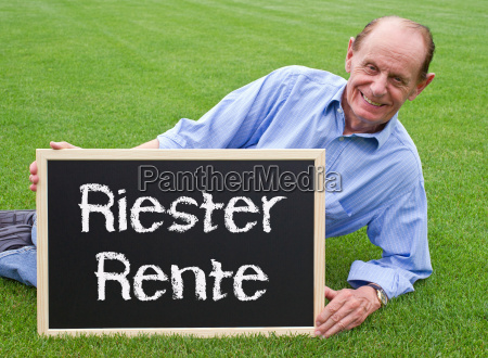 riesters pension