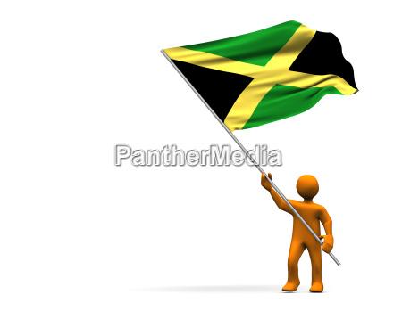 fan of jamaica