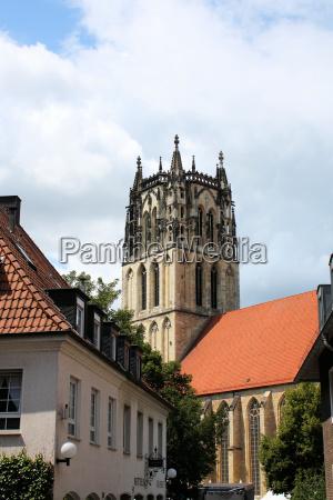 UEberwasser liebfrauenkirche