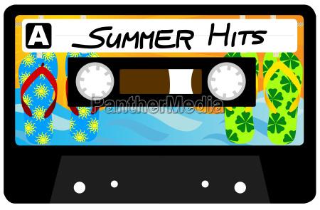 sommer hits tape