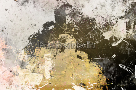 graphic and painting textures