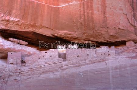 gemaeuer ruinen canyon