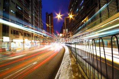 verkehr verkehrswesen nacht nachtzeit auto automobil