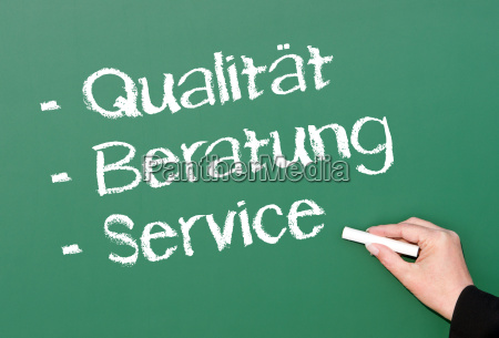 quality consulting service