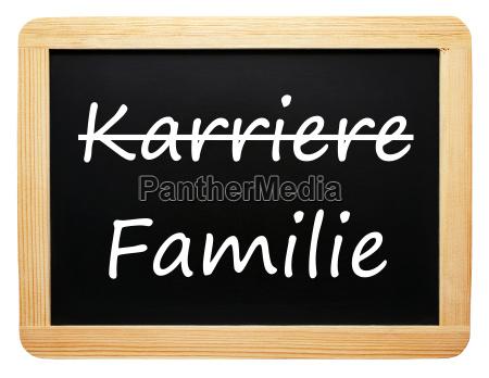 karriere und familie
