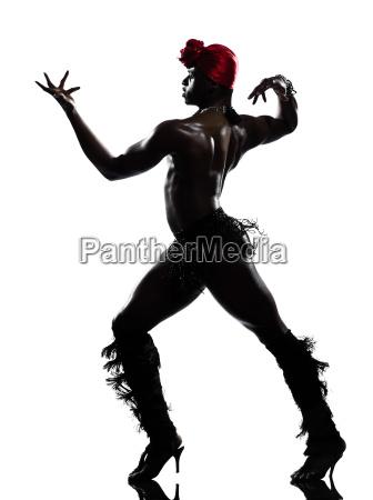 mann taenzer tanzen
