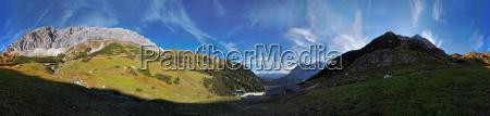 weather stone panorama