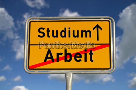 german local sign work study