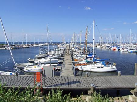 yachthafen deutschland kuehlungsborn