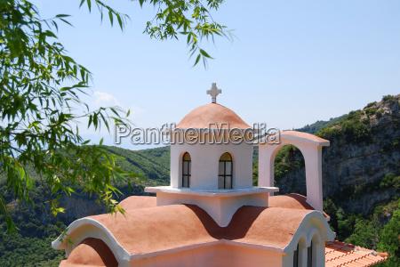 chapel pilion