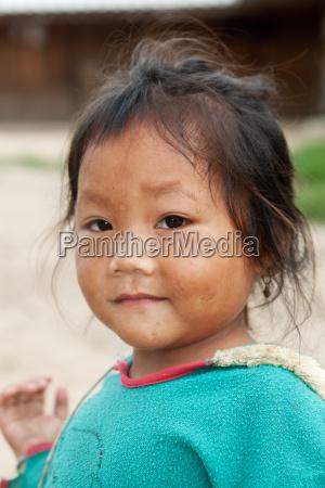 portrait asiatisches maedchen