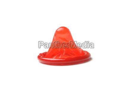 condom isolated