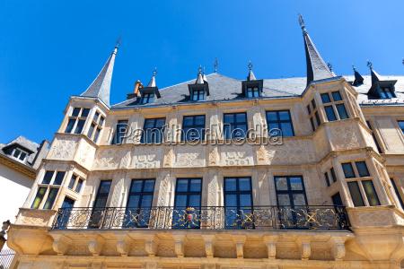 grossherzogliches palais luxemburg