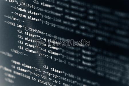 computercode html