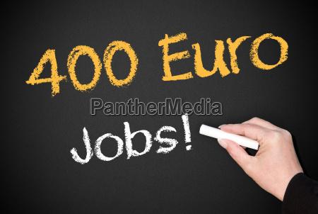 400 euro jobs