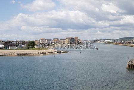 shoreham harbour west sussex vereinigtes koenigreich