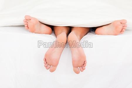 piedi di coppia