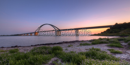 sunset fehmarn