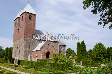 fjenneslev church