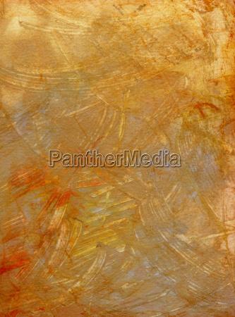 gouache on watercolor paper textures