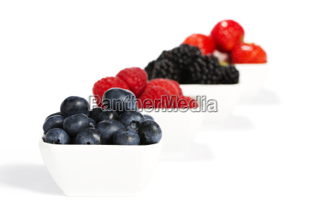 blueberries in a bowl berries against