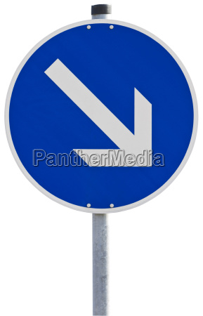 german traffic sign