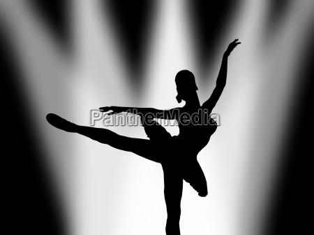 ballett ballet ballerina ballsaal tanzsaal
