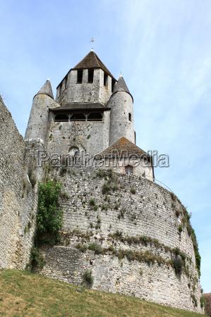 tour, de, château - 5547841