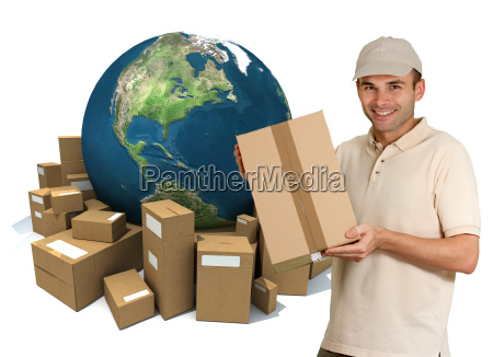 worldwide personal delivery